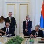 Sporazum s Jermenijom